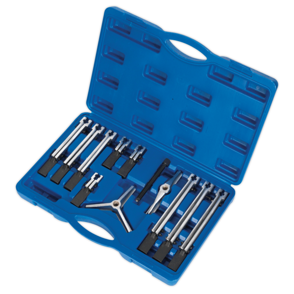 Sealey PS900 Bearing & Gear Puller Set 12pc Thumbnail 2