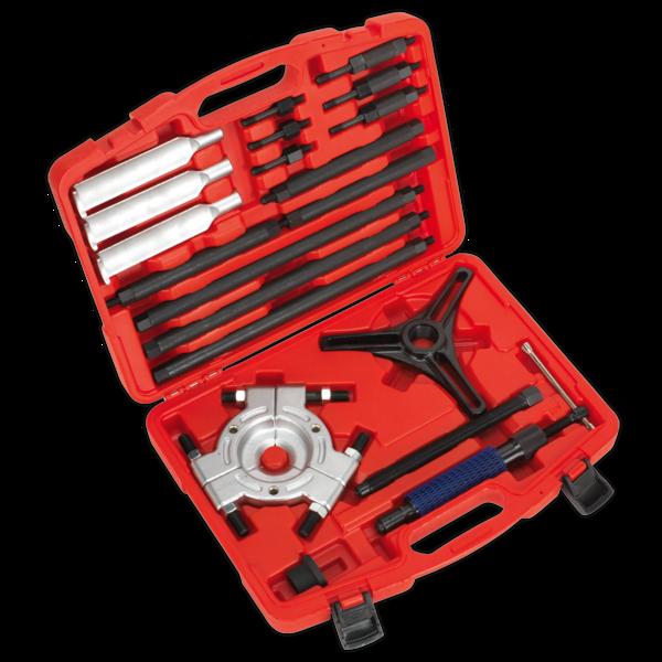 Sealey PS9821 Hydraulic Bearing Separator/Puller Thumbnail 1