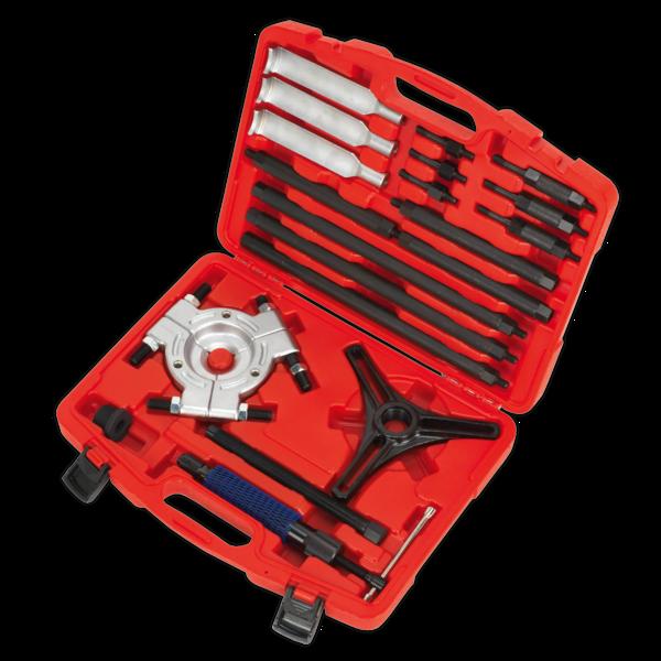 Sealey PS9821 Hydraulic Bearing Separator/Puller Thumbnail 2