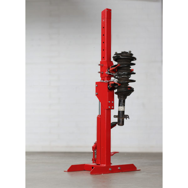 Sealey Coil Spring Compressing Station with Gauge Hydraulic 2000kg Capacity Thumbnail 6