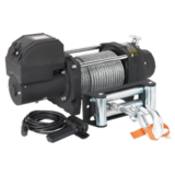 Sealey RW5675 Recovery Winch 5675kg (12500lb) Line Pull 12V Industrial