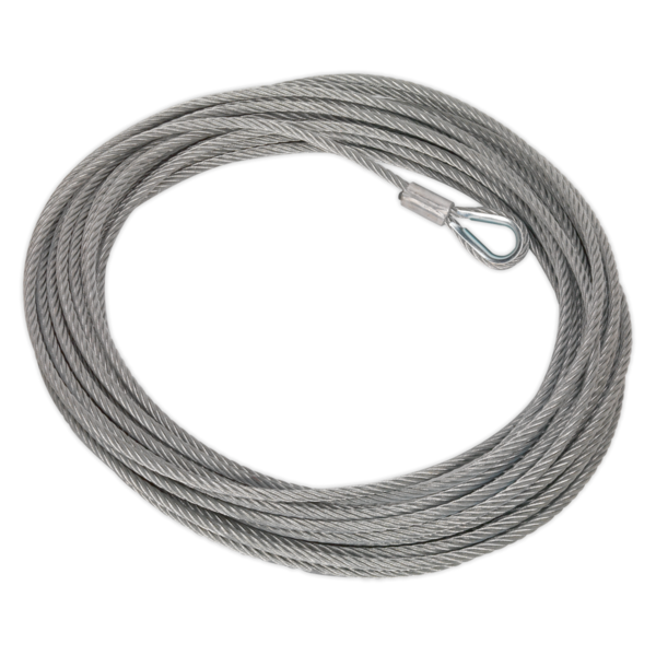 Sealey RW5675.WR Wire Rope (Ø10.3mm x 29mtr) for RW5675 Thumbnail 1