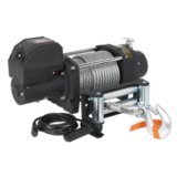 Sealey RW8180 Recovery Winch 8180kg (18000lb) Line Pull 12V Industrial