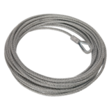 Sealey RW8180.WR Wire Rope (Dia. 13mm x 25mtr) for RW8180 Recovery Winch