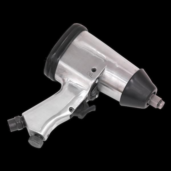 "Sealey S0100 Air Impact Wrench 1/2"" Sq Drive Thumbnail 1"