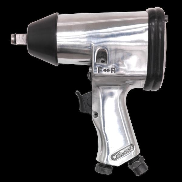 "Sealey S0100 Air Impact Wrench 1/2"" Sq Drive Thumbnail 2"