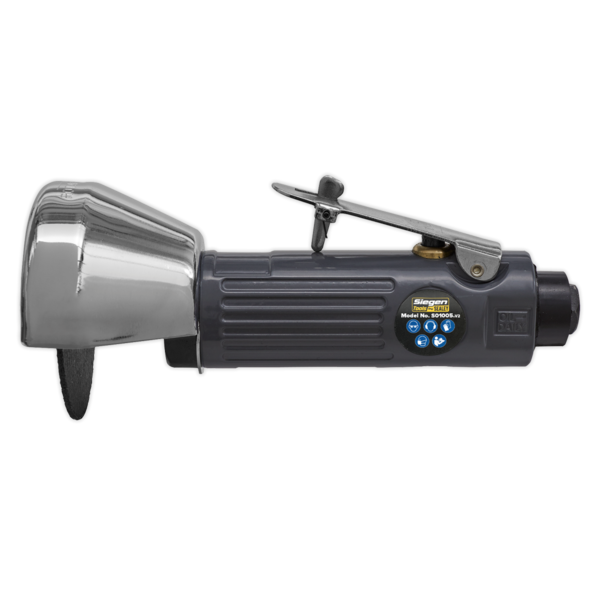 Sealey S01005 Air Rotary Cut-Off Tool Ø75mm Thumbnail 2
