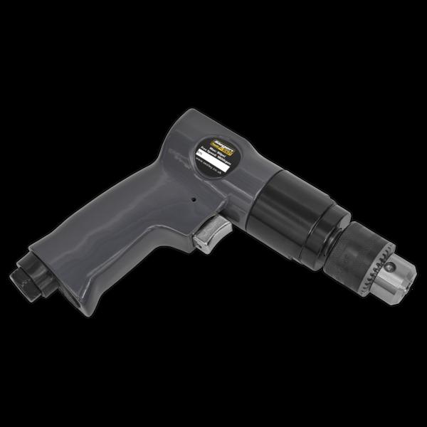 Sealey S01047 Air Drill Ø10mm 1800rpm Reversible Thumbnail 3