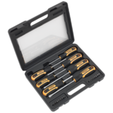 Sealey S0923 Screwdriver Set 21pc with Carry-Case