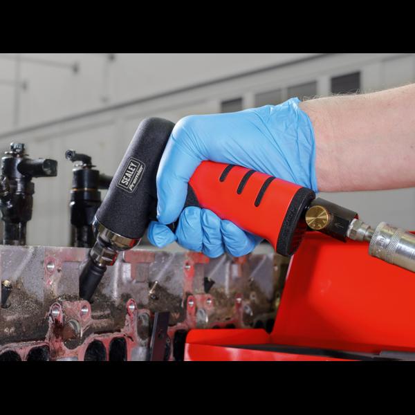 "Sealey SA141 Air Impact Wrench 1/4"" Sq Drive Diesel Glow Plug Kit Thumbnail 6"