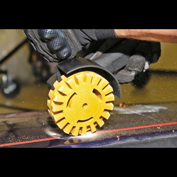 Sealey SA695 Smart Eraser Air Tool Kit 4pc Thumbnail 8