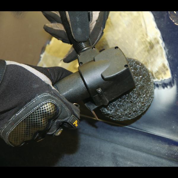 Sealey SA695 Smart Eraser Air Tool Kit 4pc Thumbnail 7