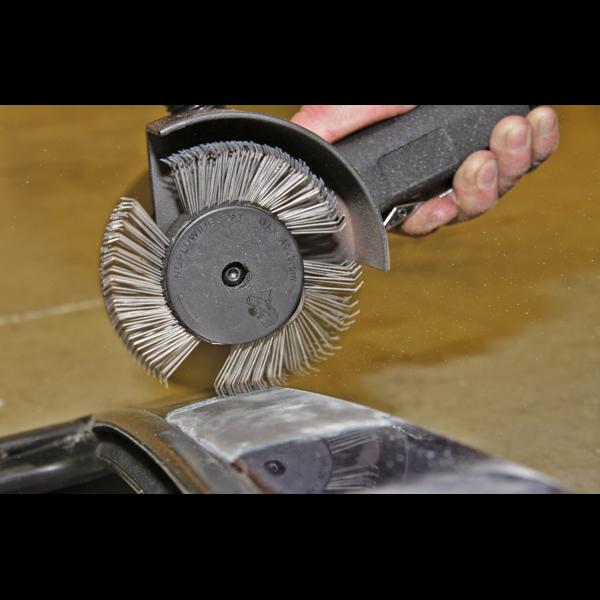 Sealey SA695 Smart Eraser Air Tool Kit 4pc Thumbnail 6