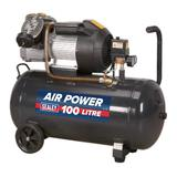 Sealey SAC10030VE Compressor 100ltr V-Twin Direct Drive 3hp