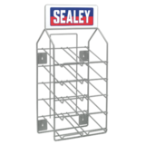 Sealey SDSAB Sealey Display Stand - Assortment Boxes