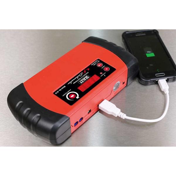 Sealey SL1S Jump Starter Power Pack Lithium (LiFePO4) 400A Thumbnail 6