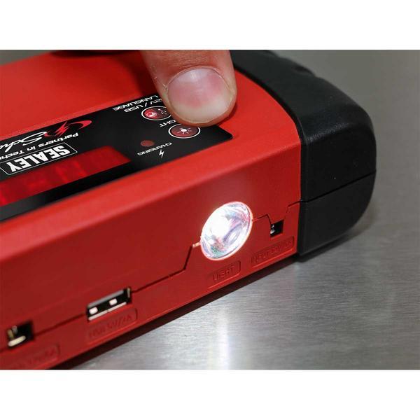 Sealey SL1S Jump Starter Power Pack Lithium (LiFePO4) 400A Thumbnail 5