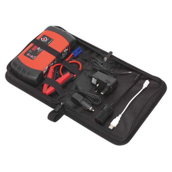 Sealey SL1S Jump Starter Power Pack Lithium (LiFePO4) 400A Thumbnail 3