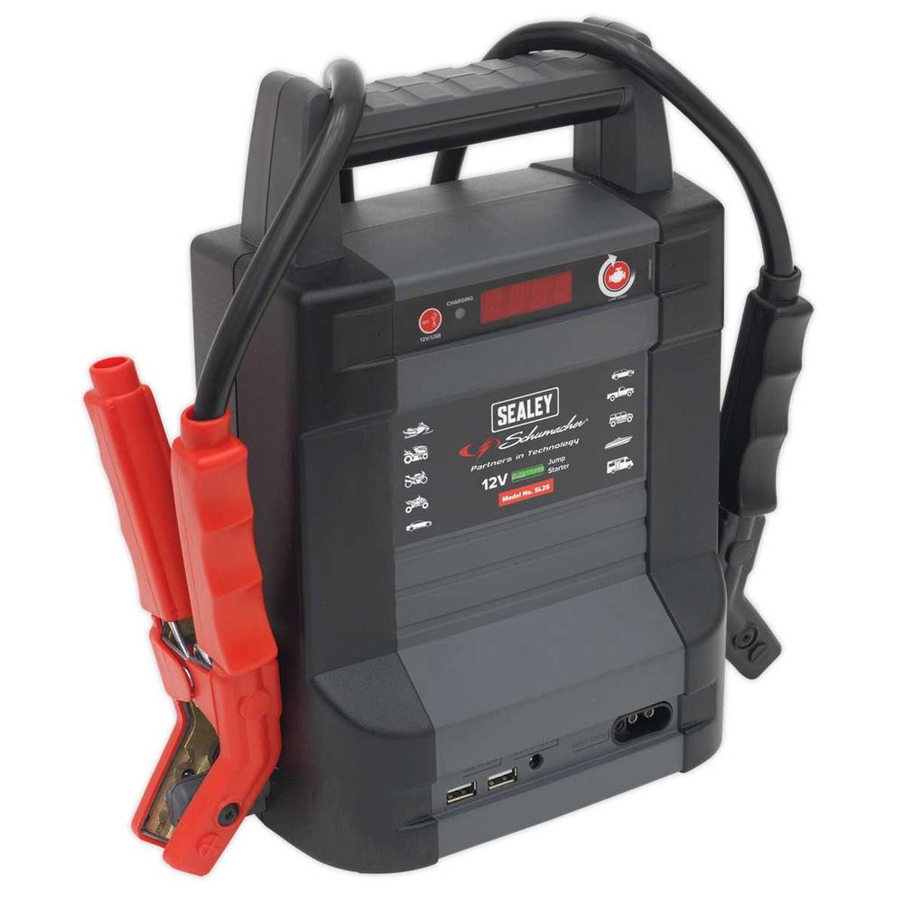 Sealey SL2S Jump Starter Power Pack Lithium (LiFePO4) 800 Amp