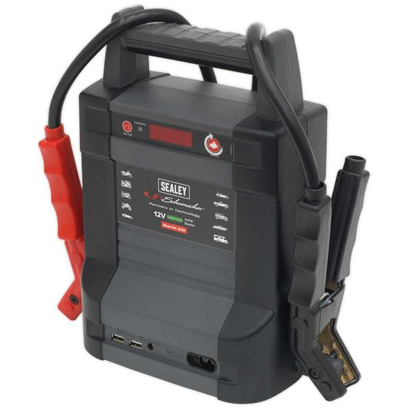 Sealey SL2S Jump Starter Power Pack Lithium (LiFePO4) 800 Amp Thumbnail 5