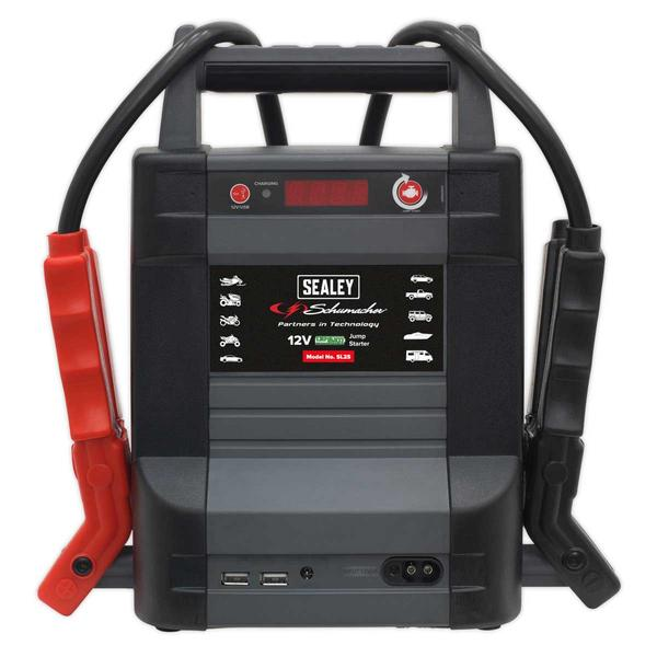 Sealey SL2S Jump Starter Power Pack Lithium (LiFePO4) 800 Amp Thumbnail 2
