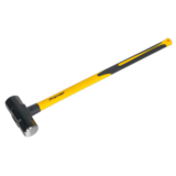 Sealey SLHF14 Sledge Hammer 14lb Fibreglass Shaft