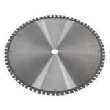 Sealey SM355B72 Cut-Off Saw Blade Ø355 x 2.4mm/Ø25.4mm 72tpu