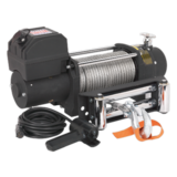 Sealey SRW4300 Self Recovery Winch 4300kg (9500lb) Line Pull 12V