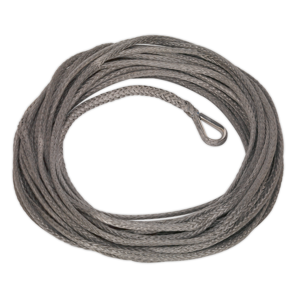 Sealey SRW5450.DR Dyneema Rope (Ø9mm x 26mtr) for SWR4300 & SRW5450