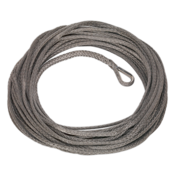 Sealey SRW5450.DR Dyneema Rope (Ø9mm x 26mtr) for SWR4300 & SRW5450 Thumbnail 1
