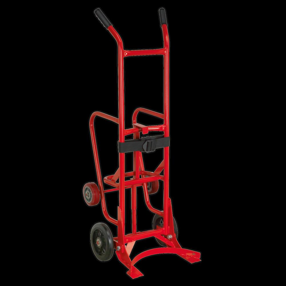 Sealey ST35 Drum Trolley/Stillage 205ltr