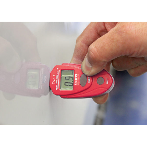 Sealey TA091 Paint Thickness Gauge Thumbnail 4