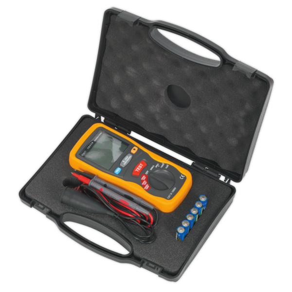 Sealey TA319 Digital Insulation Tester Thumbnail 2