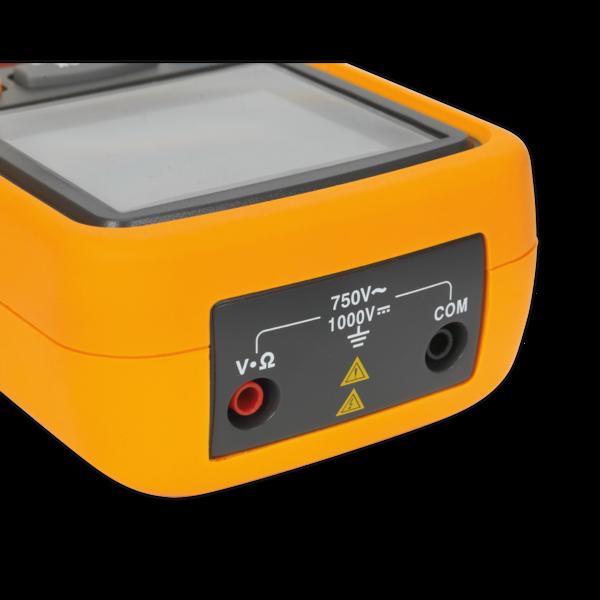 Sealey TA319 Digital Insulation Tester Thumbnail 3
