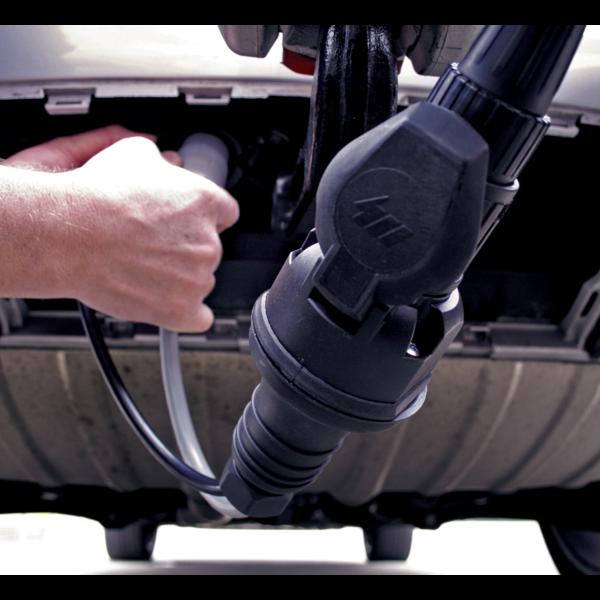 Sealey TB55 Conversion Lead 13-Pin Euro to 7-Pin N & S Type Plugs 12V Thumbnail 2
