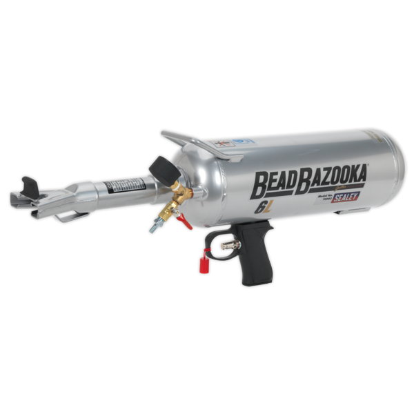 Sealey TC903 Bazooka Bead Seating Tool 6ltr Thumbnail 1