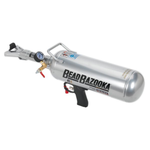 Sealey TC903 Bazooka Bead Seating Tool 6ltr Thumbnail 5