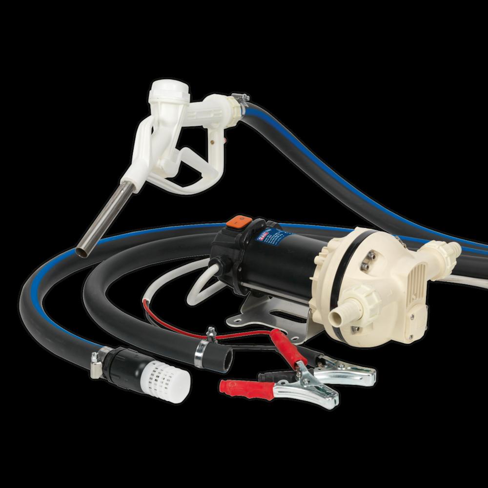 Sealey TP9912 AdBlue® Transfer Pump Portable 12V