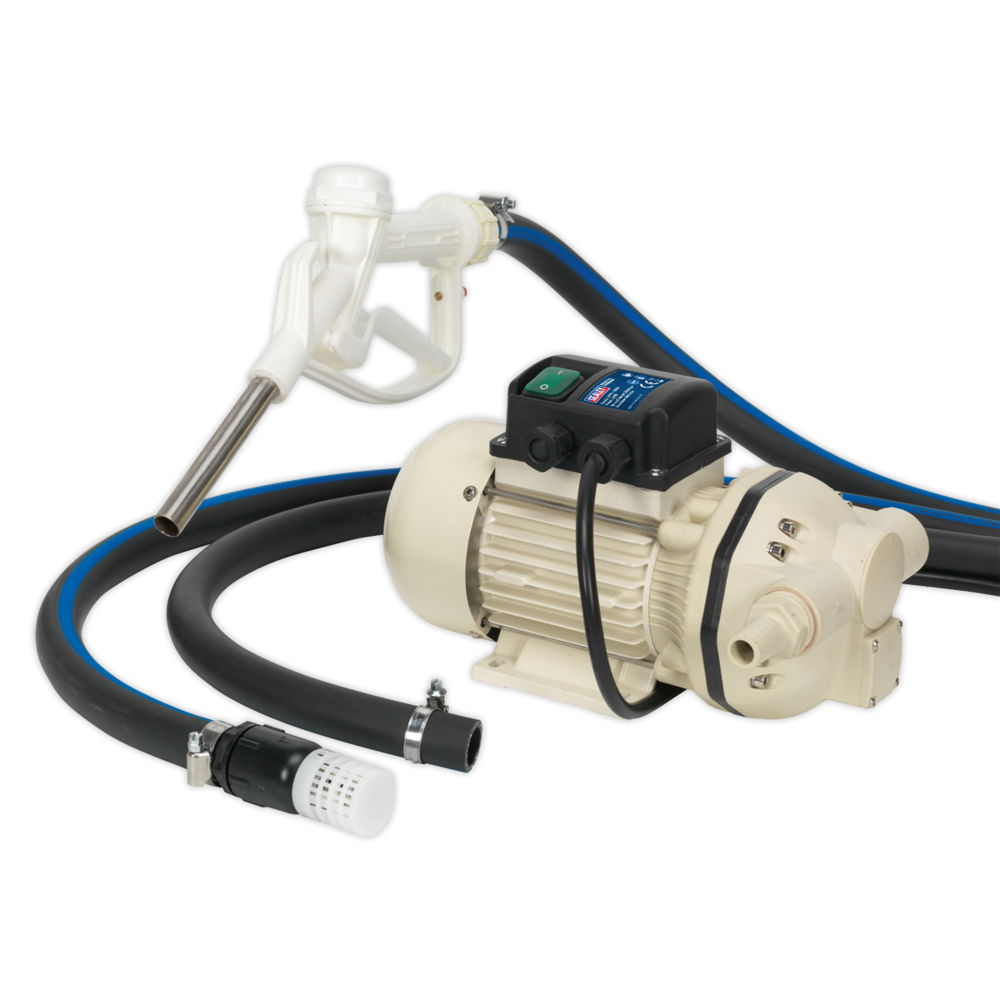 Sealey TP99230 AdBlue® Transfer Pump Portable 230V