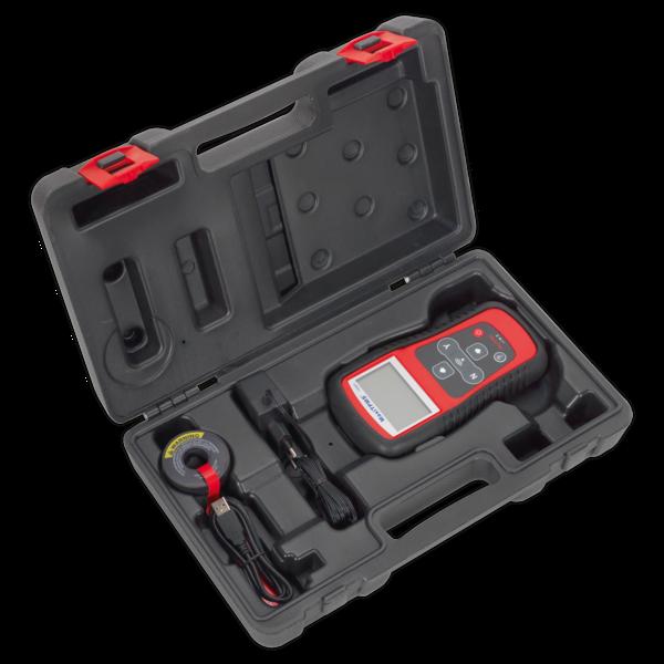 Sealey TS401 Autel TPMS Diagnostic & Service Tool Thumbnail 2