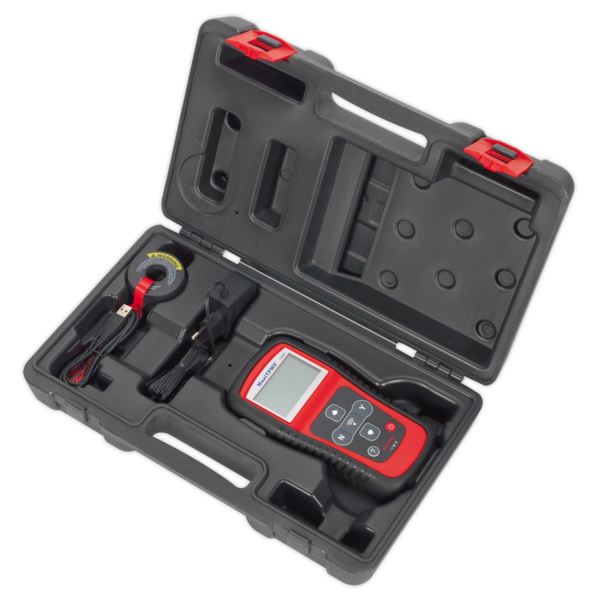 Sealey TS401 Autel TPMS Diagnostic & Service Tool Thumbnail 3