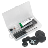 Sealey TST09 Temporary Puncture Repair & Service Kit