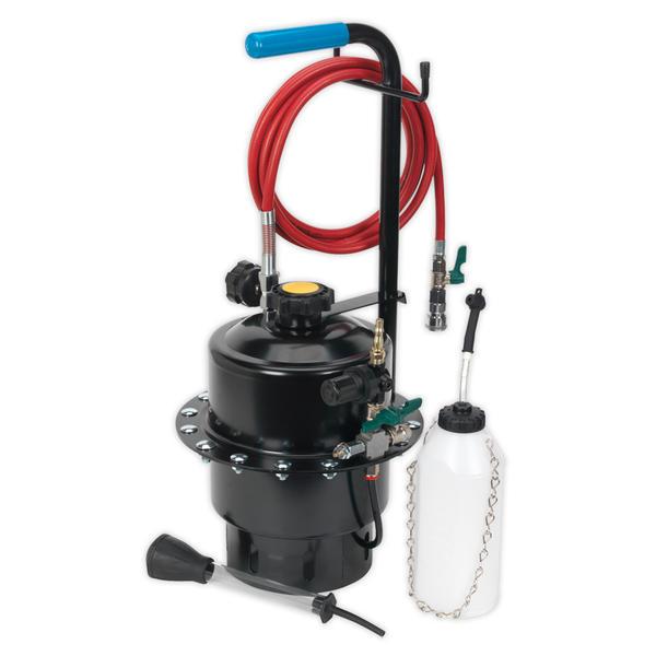 Sealey VS0204A Pneumatic Brake & Clutch Pressure Bleeder Kit Thumbnail 1