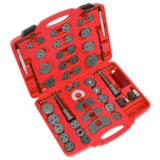 Sealey VS0287 Brake Piston Wind-Back Tool Kit 50pc