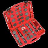 Sealey VS0287 Brake Piston Wind-Back Tool Kit 50pc