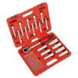 Sealey VS0331 Shock Absorber Strut Nut Kit 18pc