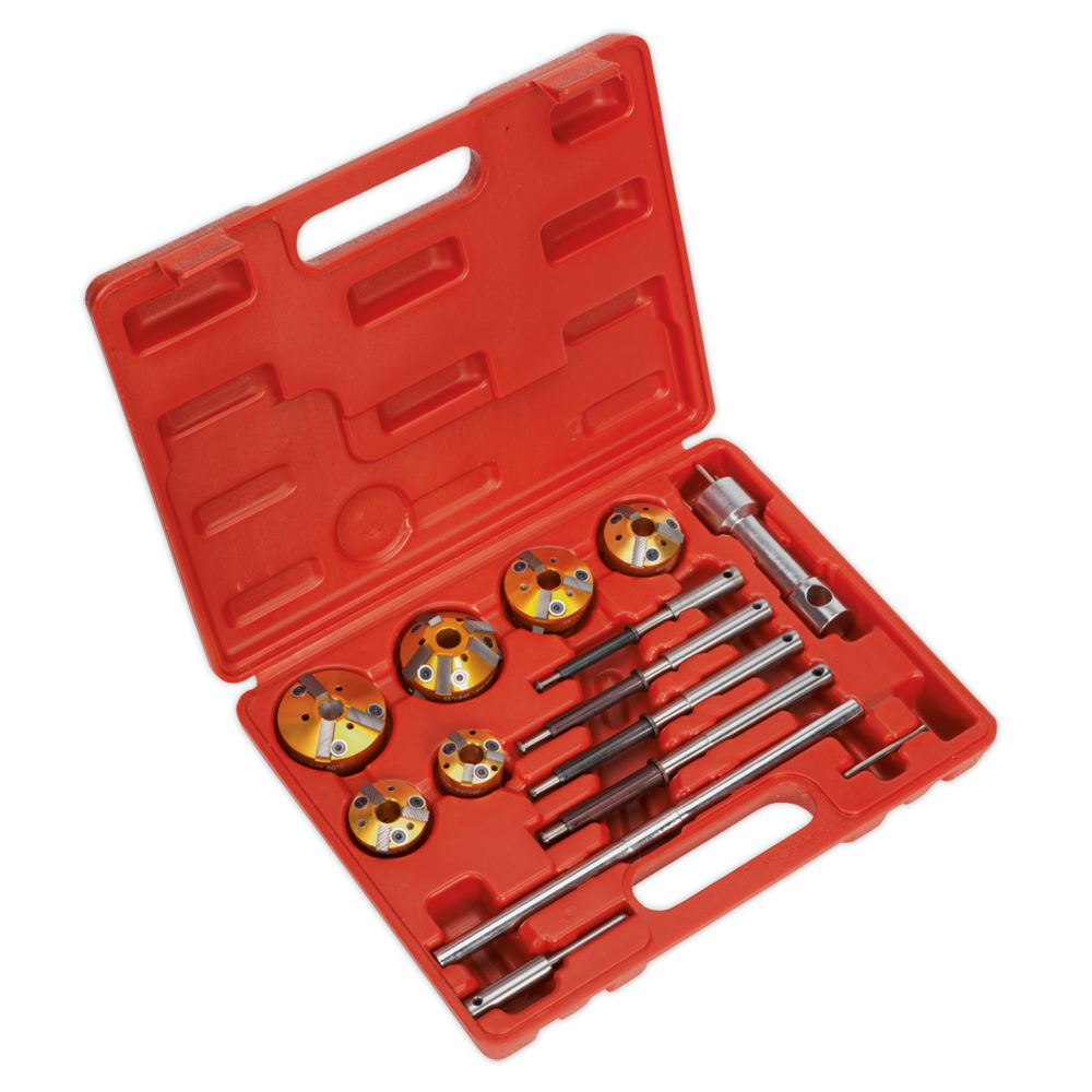 Sealey VS1825 Valve Seat Cutter Set 14pc