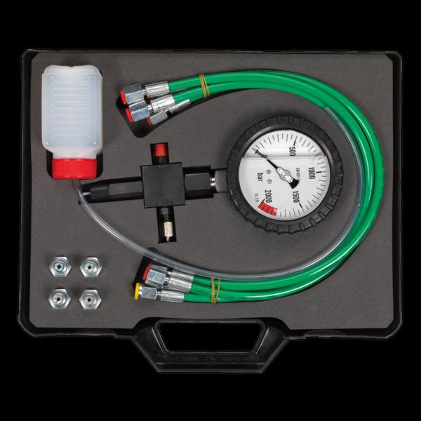 Sealey VS216 Diesel High Pressure Pump Test Kit Thumbnail 6