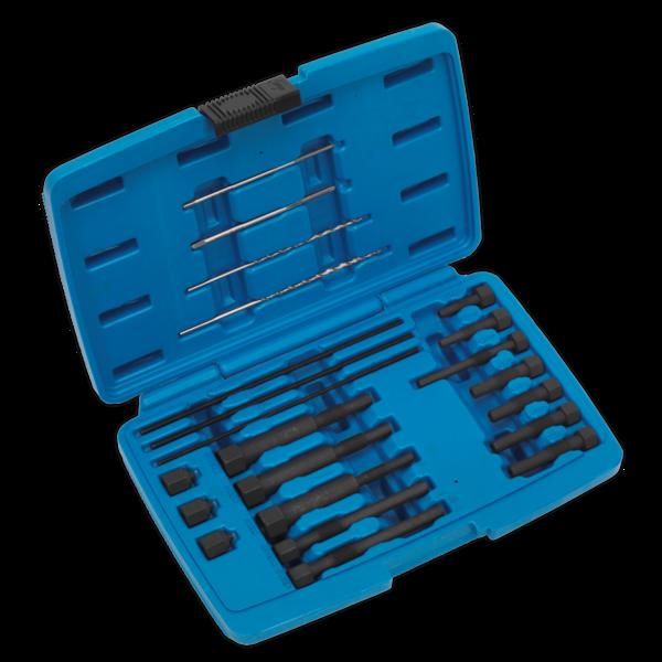 Sealey VS315 Glow Plug Heater Element Removal Set 8 & 10mm Thumbnail 1
