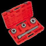 Sealey VS4003 Steering Rack Knuckle Tool Set 4pc